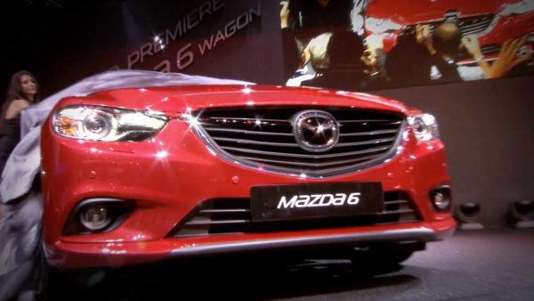 we shot this mazda tv advert video production in Nottingham