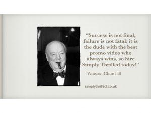 winston promotional video production company nottingham video agency nottingham